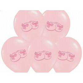 Balon Bucik różowy