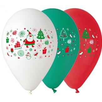 Balon św 12 cali