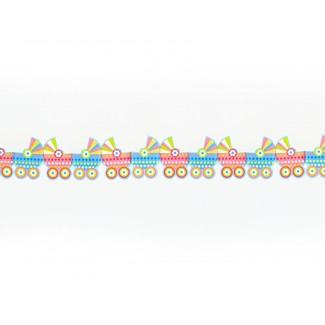 Girlanda wózeczki
