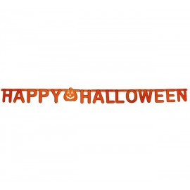 Baner/girlanda Happy Halloween