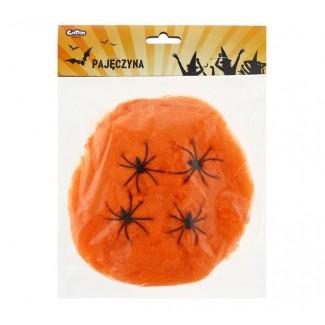 Pajęczyna pomarańczowa